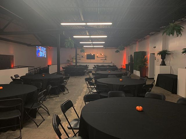 Did you know you can rent just the top cocktail portion of our space? It's perfect for small events and gatherings!