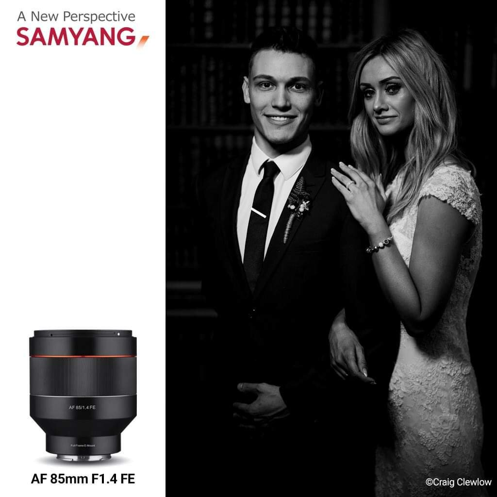 Featured image by Samyang Lenses UK September 2019
