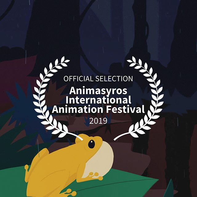 Happy weekend! And fittingly coinciding with @blendfest.ca and everything. Nature Needs Help is screening in Greece this weekend! 🇬🇷 🎥 . #natureneedshelp #picturepressplay #animation #filmfestival #animasyros @animasyros #screening #shortfilm #blendfest