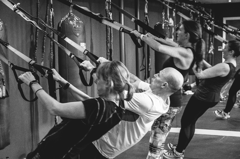 Do I need to bring any equipment for any of the strength formats? - No. We have all the necessary equipment available at the studio.