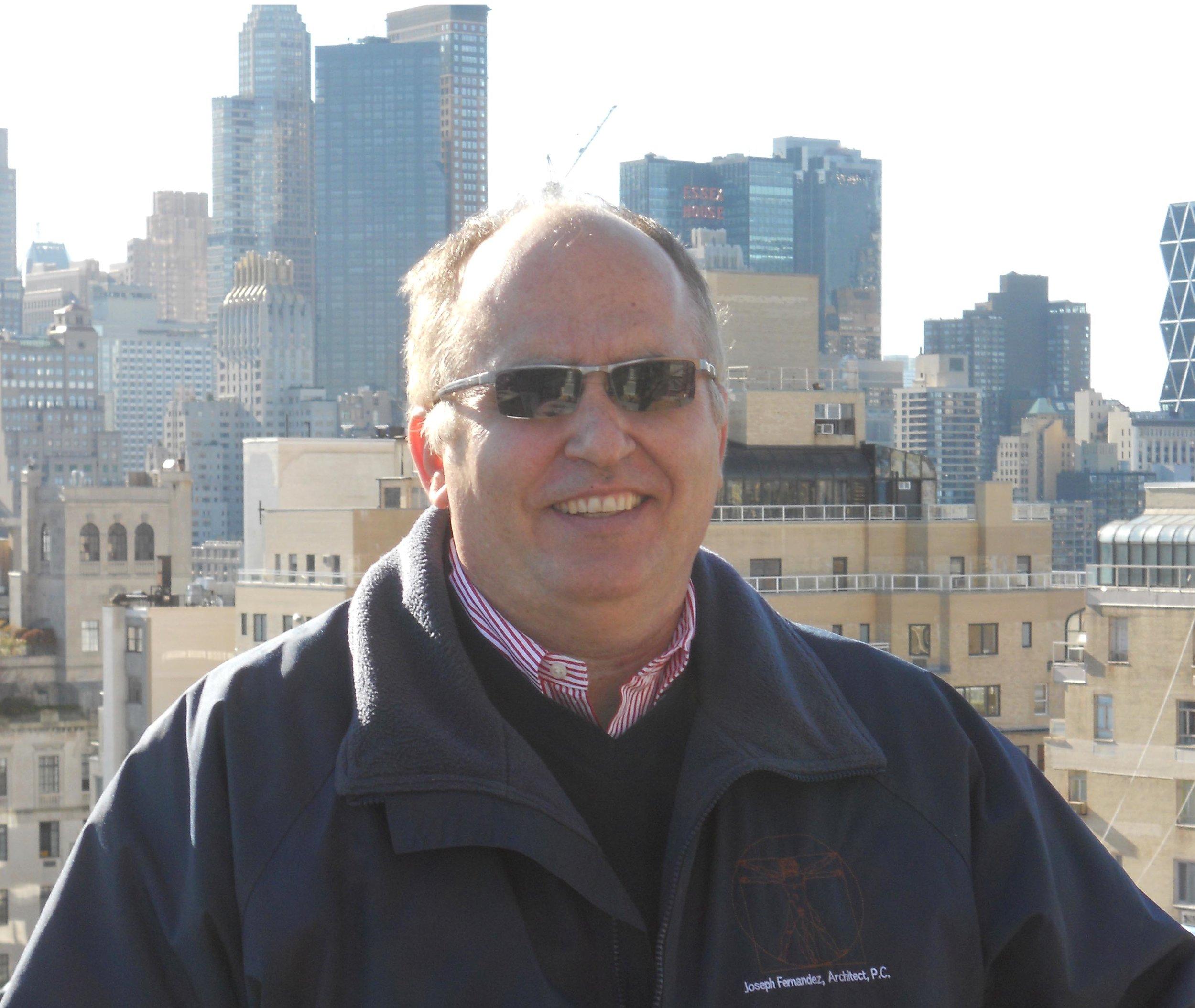 JOE FERNANDEZ  | NCARB,AIA, CEO