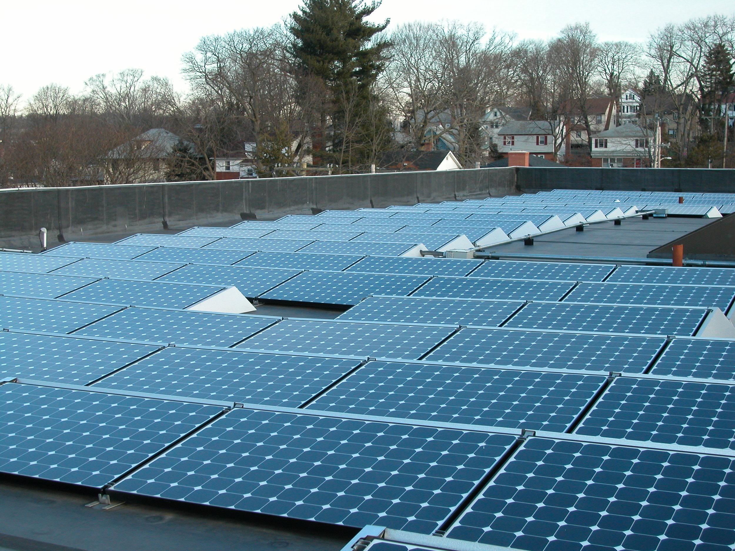 Solar Panel Project