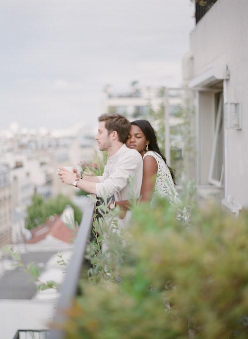 Amandine & Ben - Paris