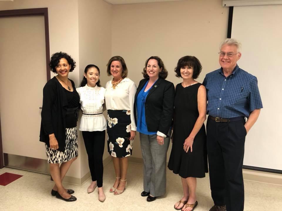 TSO Scholarship, June 2018