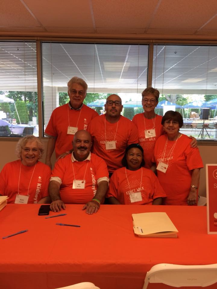 TSO volunteers teamed up with the National Kidney Foundation and the Greenburgh Health Fair