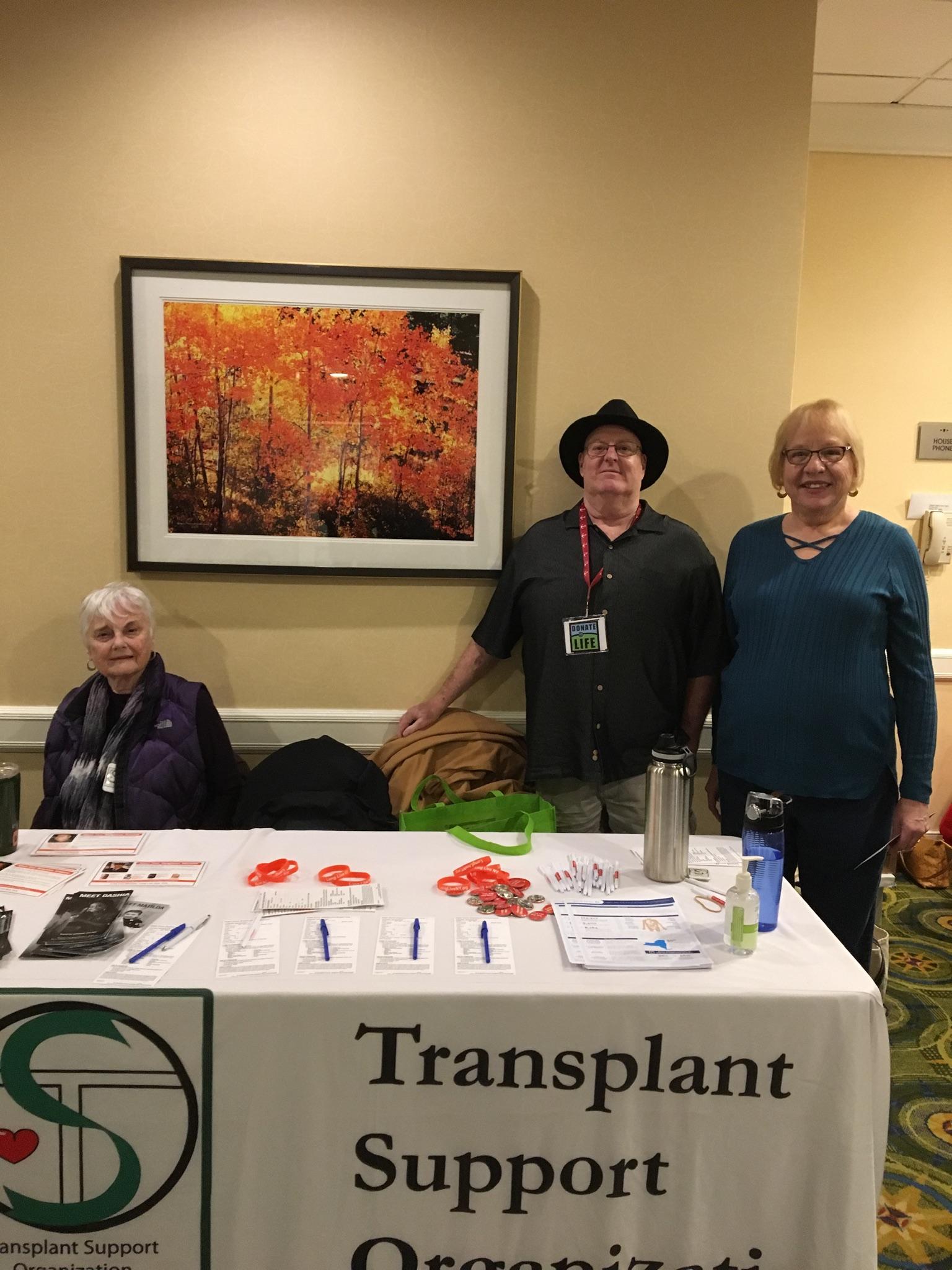 Organ Donor Registration, 2018