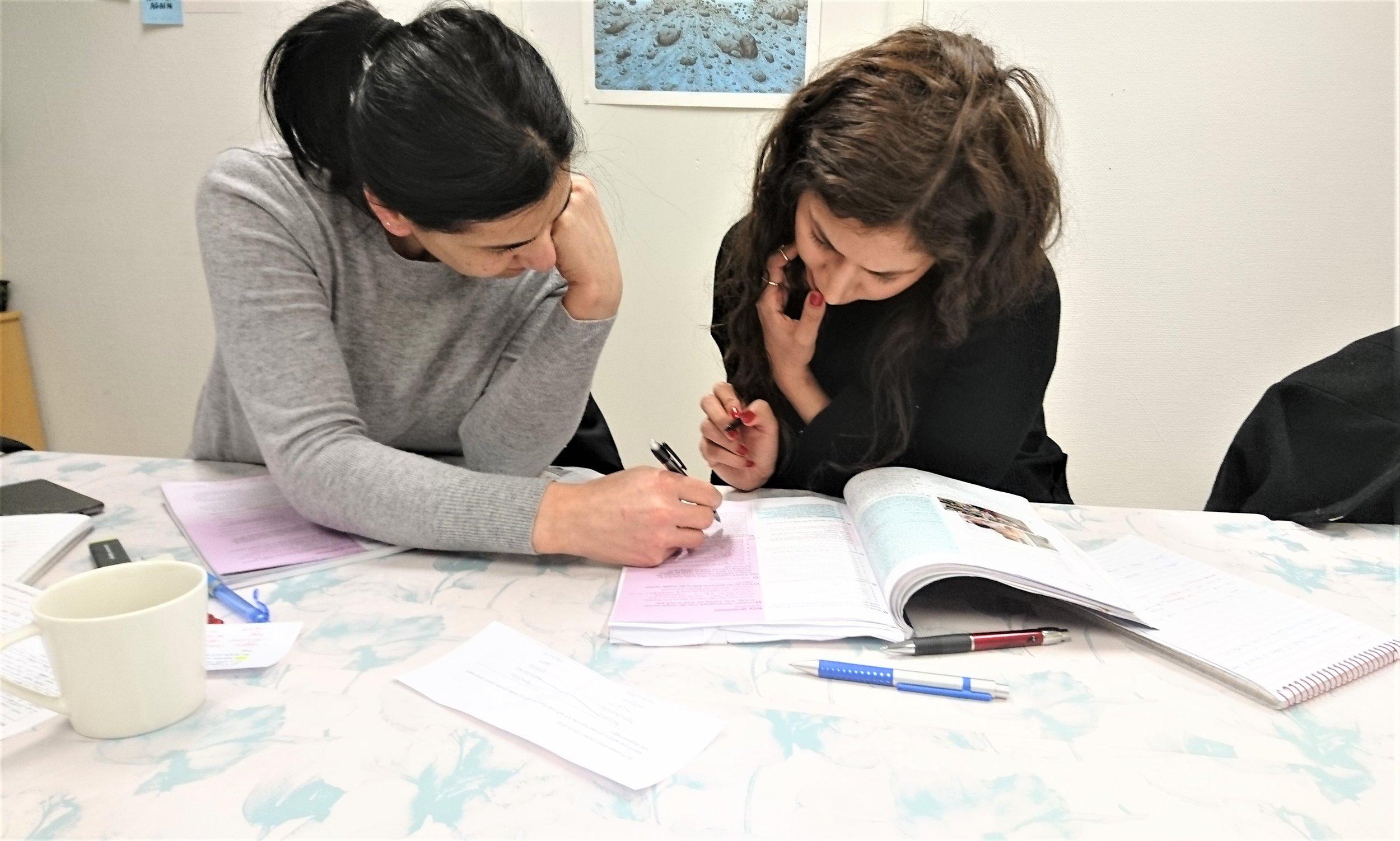 IELTS exam preperation (30 hrs) - Wednesdays : 16:45-19:45Start date : 22.08.2018End date: 24.10.2018