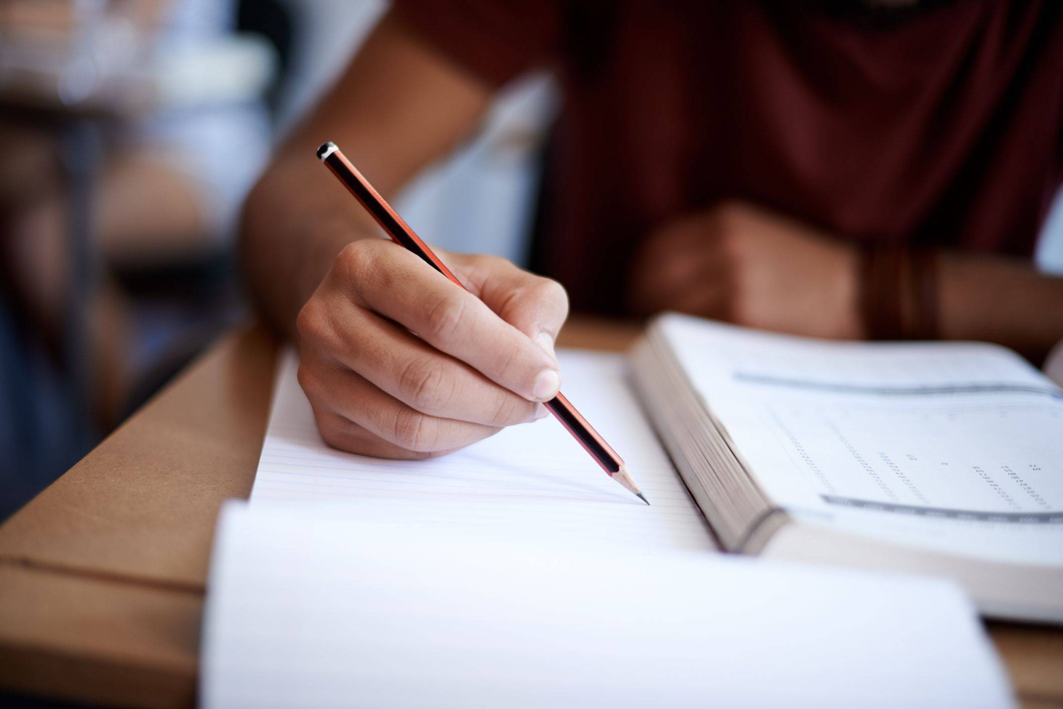 We have an IELTS writing correction service