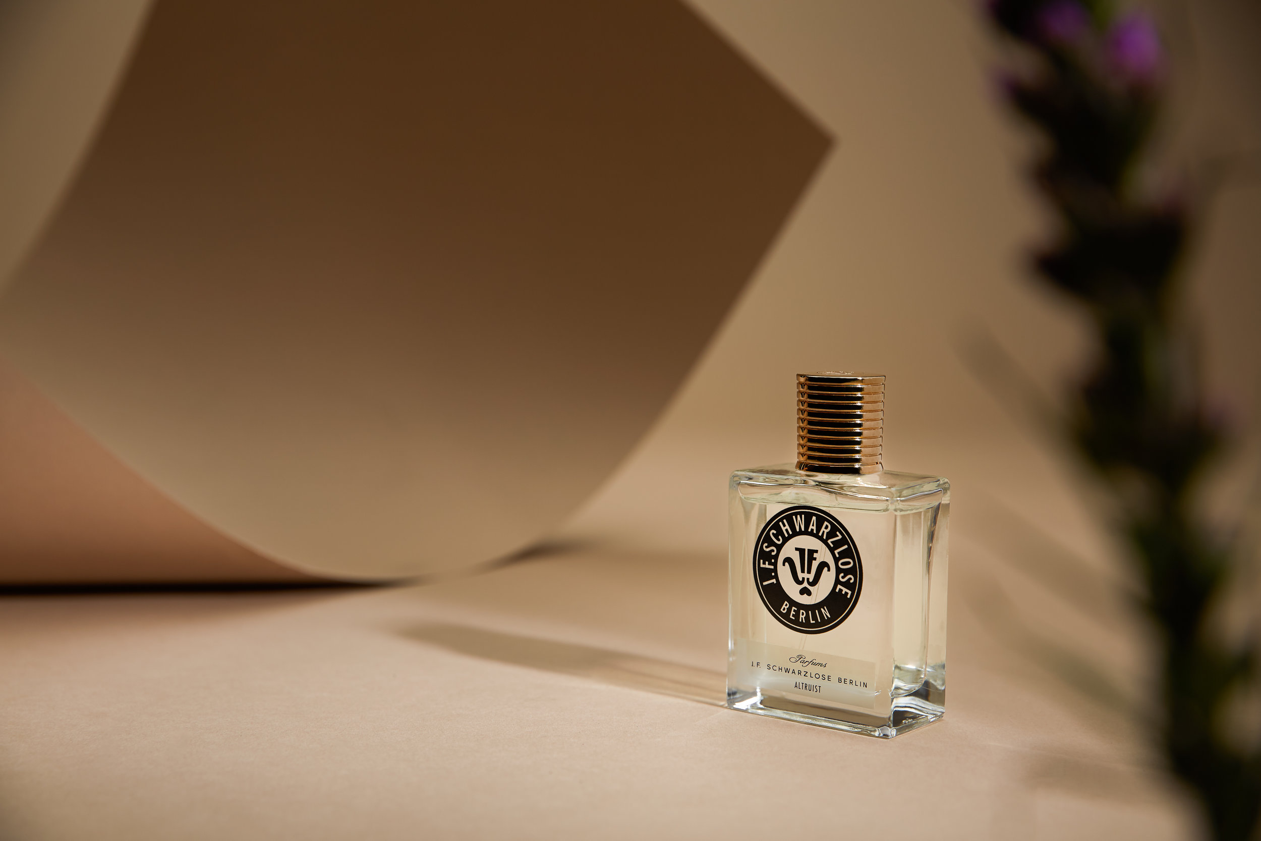 JF Schwarzlose at H Parfums