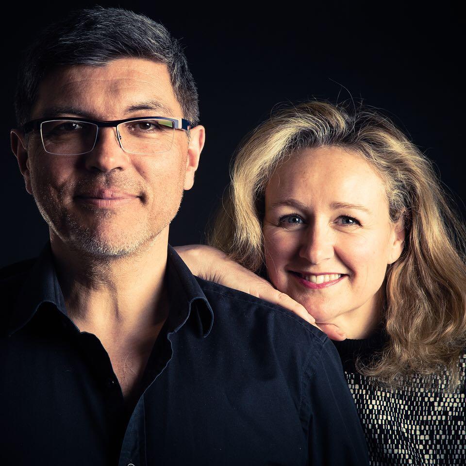 Luc et Sophie Gabriel
