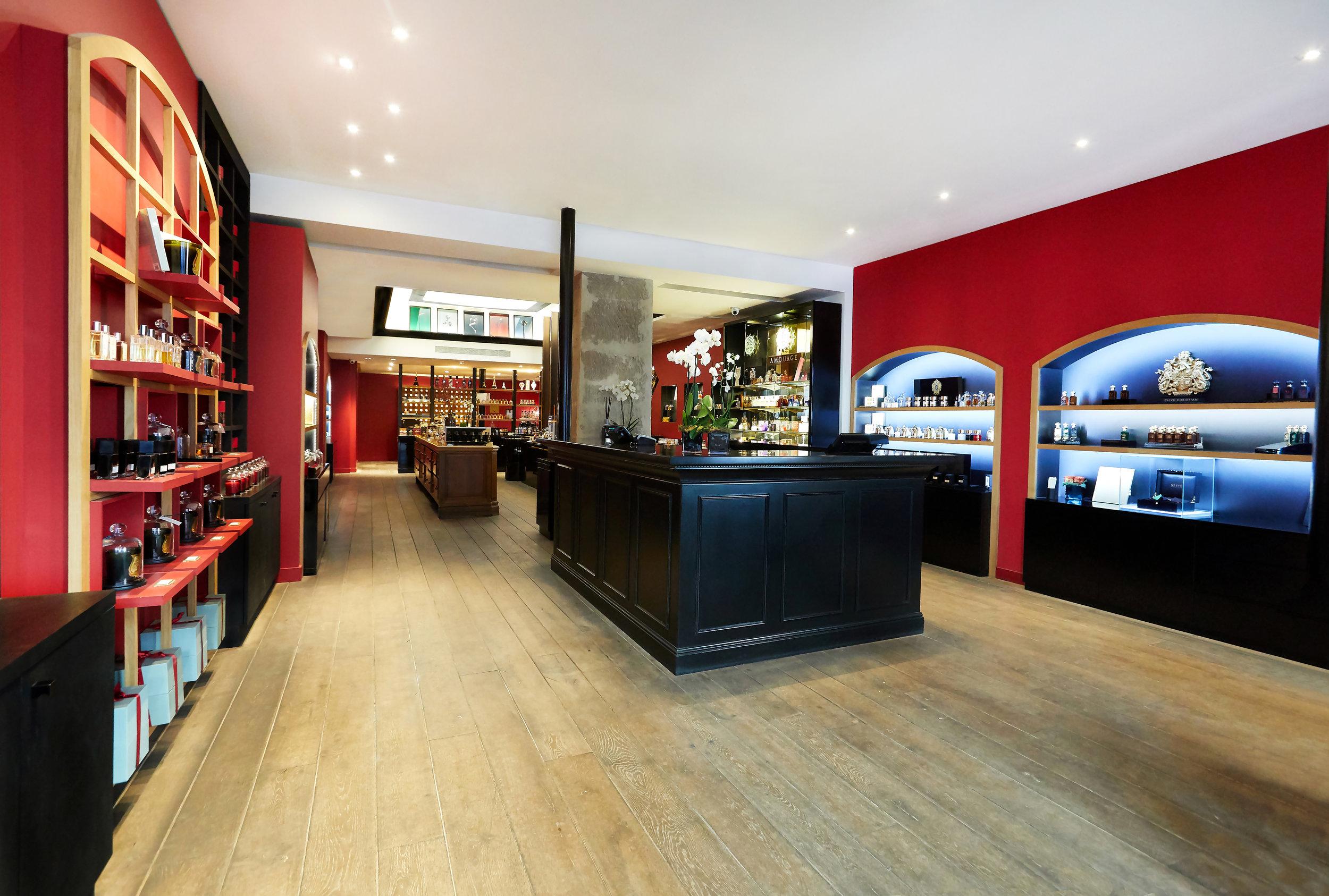 Jovoy boutique in Paris