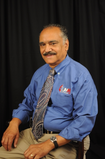 Mr Rayman Alli - Chairperson of the Church Council/Board of Trustee/United Methodist Men of Richmond Hill and Long Island West District