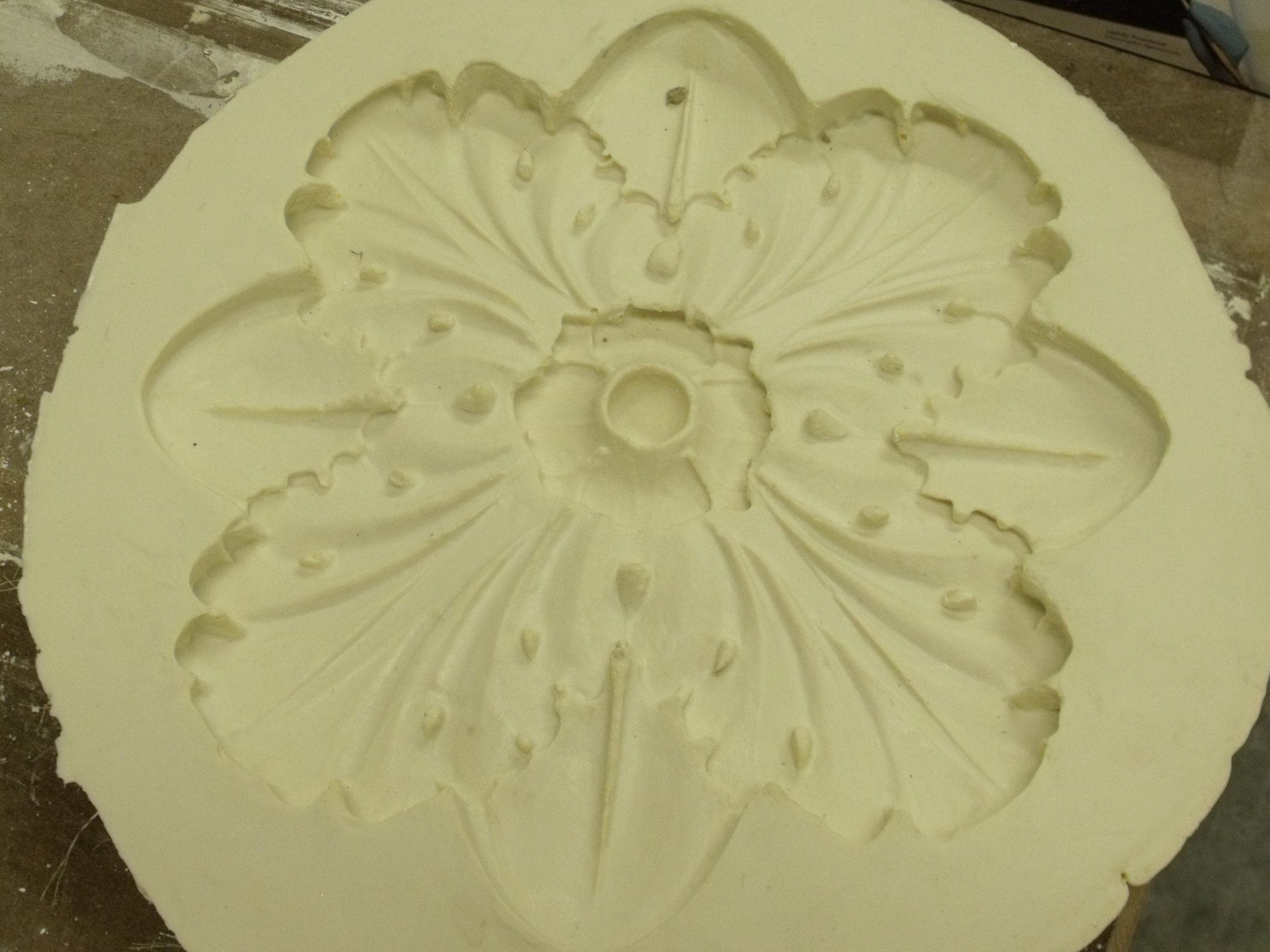 ornamental Plaster -