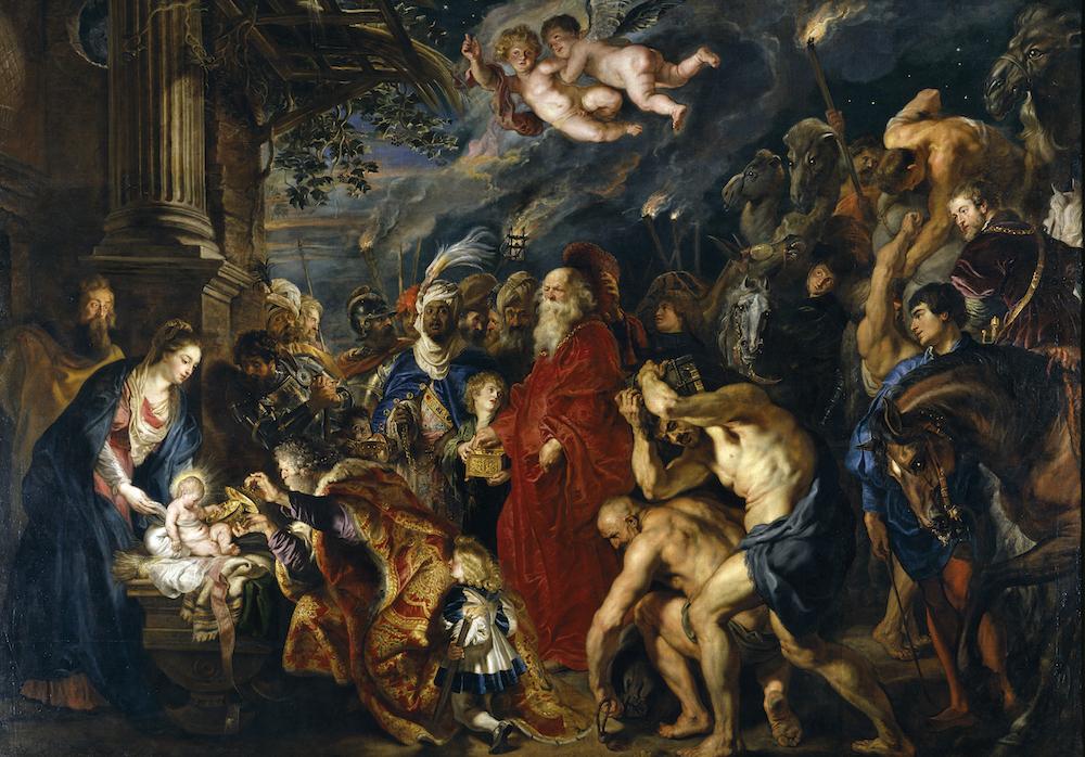 Peter Paul Rubens, Adoration of the Magi (1609-1629)