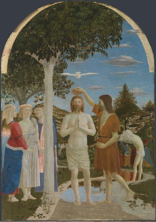Piero della Francesca, (1440-1450)
