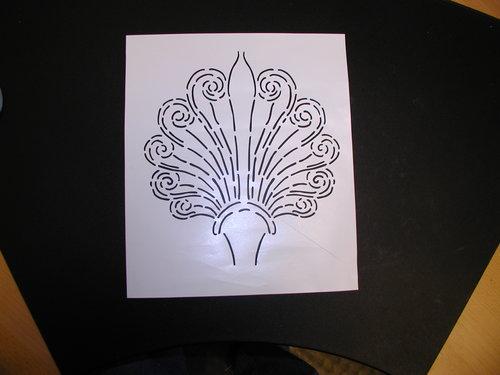 Stencil Plate