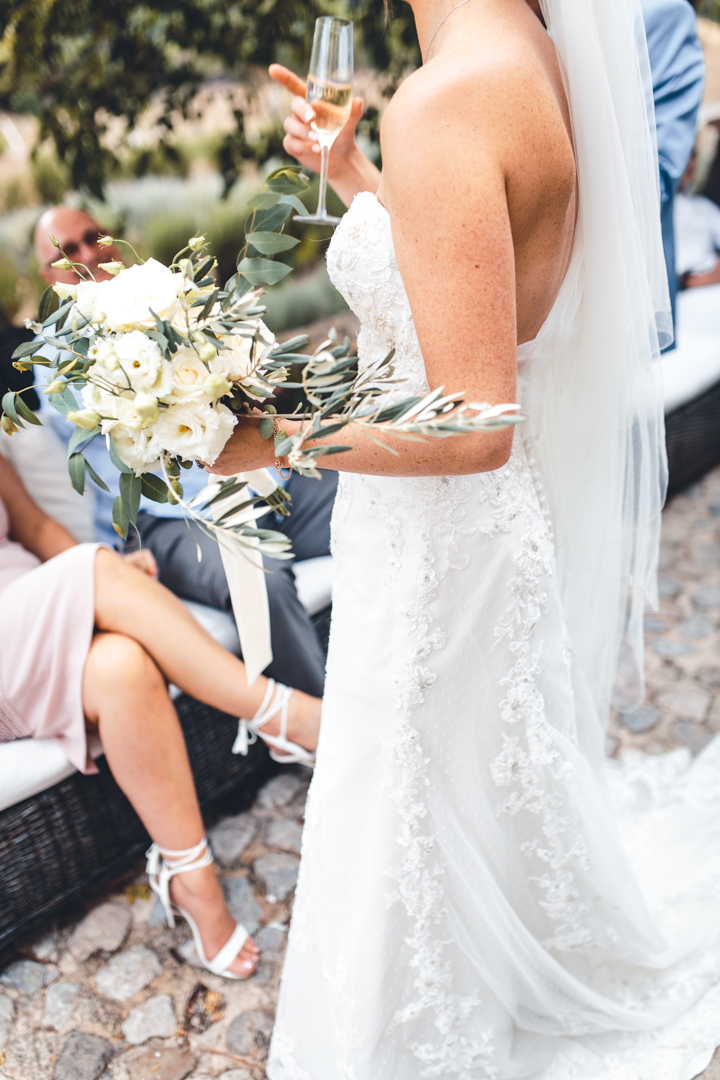 wedding photographer mallorca dominic lula wedding dress details bride