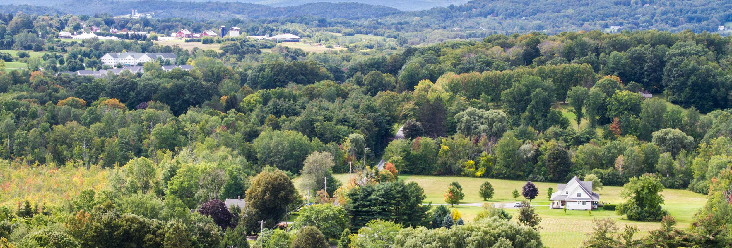 View from the Bennington Monument