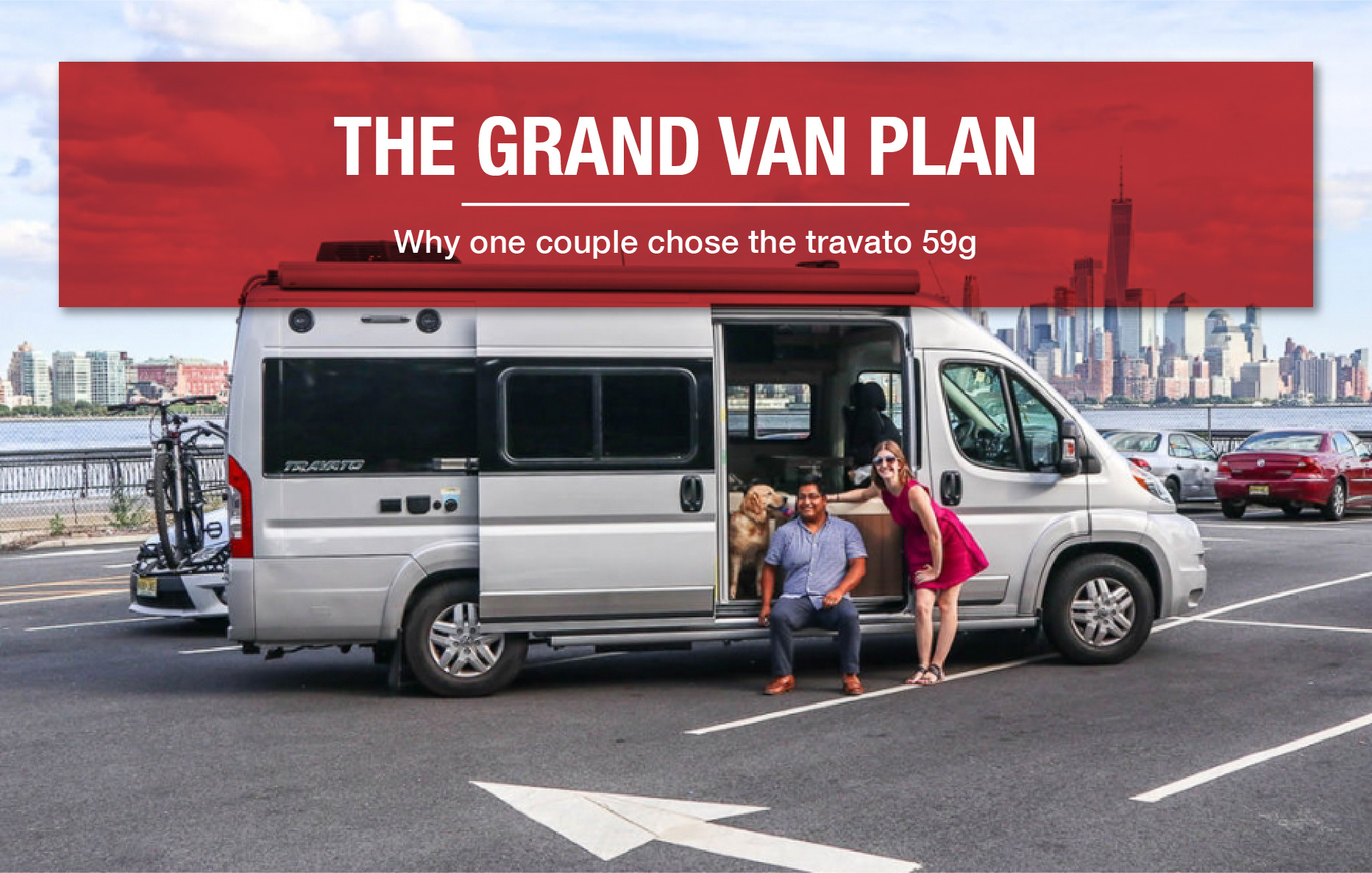 The Grand Van Plan: Why One Couple Chose the Travato 59g  Our last vacation of 2015 was a trip to visit friends in Hawaii for Christmas. During this trip, we had a lot of fun, but were also disgruntled with the amount that we had to pack into our trip due to the limited…  03/12/18