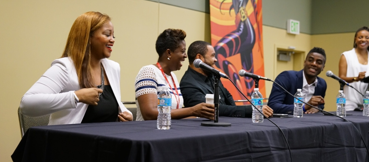 Entrepreneurship and leadership - L.E.A.D Panel at National Urban League Conference