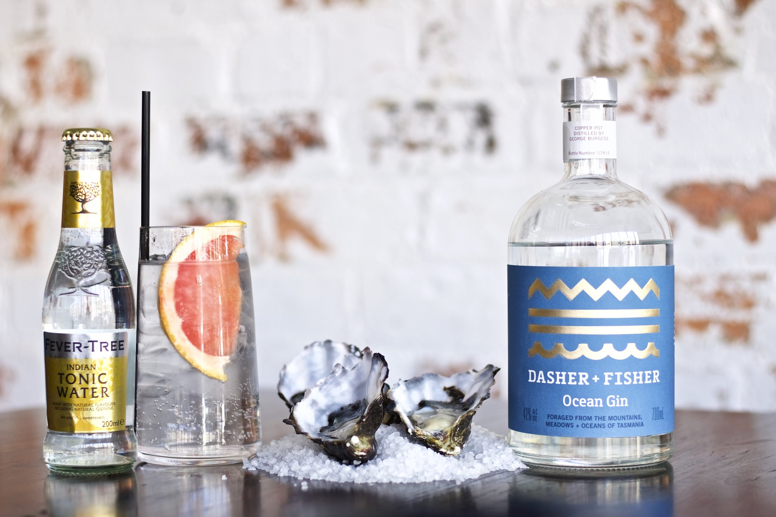 Our pick of some of George Burgess' gins. Sourced from Devenport, Tasmania.