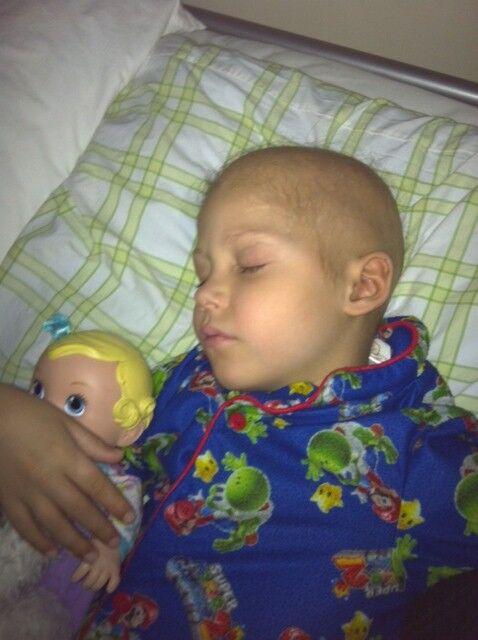 pediatric aml patient