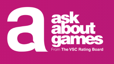 - Ask About Games answers questions that parents and players have about video game ratings, how to play safely, and responsibly. They provide tips for families to enjoy game playing in a healthy and beneficial way.