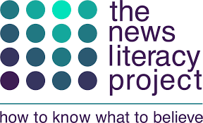 - The News Literacy Project is a national education nonprofit offering nonpartisan, independent programs that teach students how to know what to believe in the digital age.