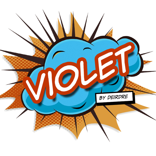 VIOLET by Deirde  Superhero Violet and her cats HATE mornings! So when Mr Morning disturbs their peaceful forest and scares all the cats you must help her find them, and together they can defeat Mr Morning and get some rest.  How to play:   Fly around the forest and find all 5 cats