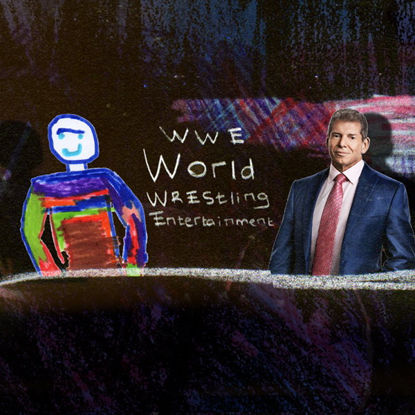 Made By Mark   Mark loves reading, and his favorite thing to read are books about wrestling, but Vince McMahon has other ideas! Featuring some great sound effects courtesy of Mark himself   Many thanks to The Hub, The Liberty Consortium, and Fab:Social