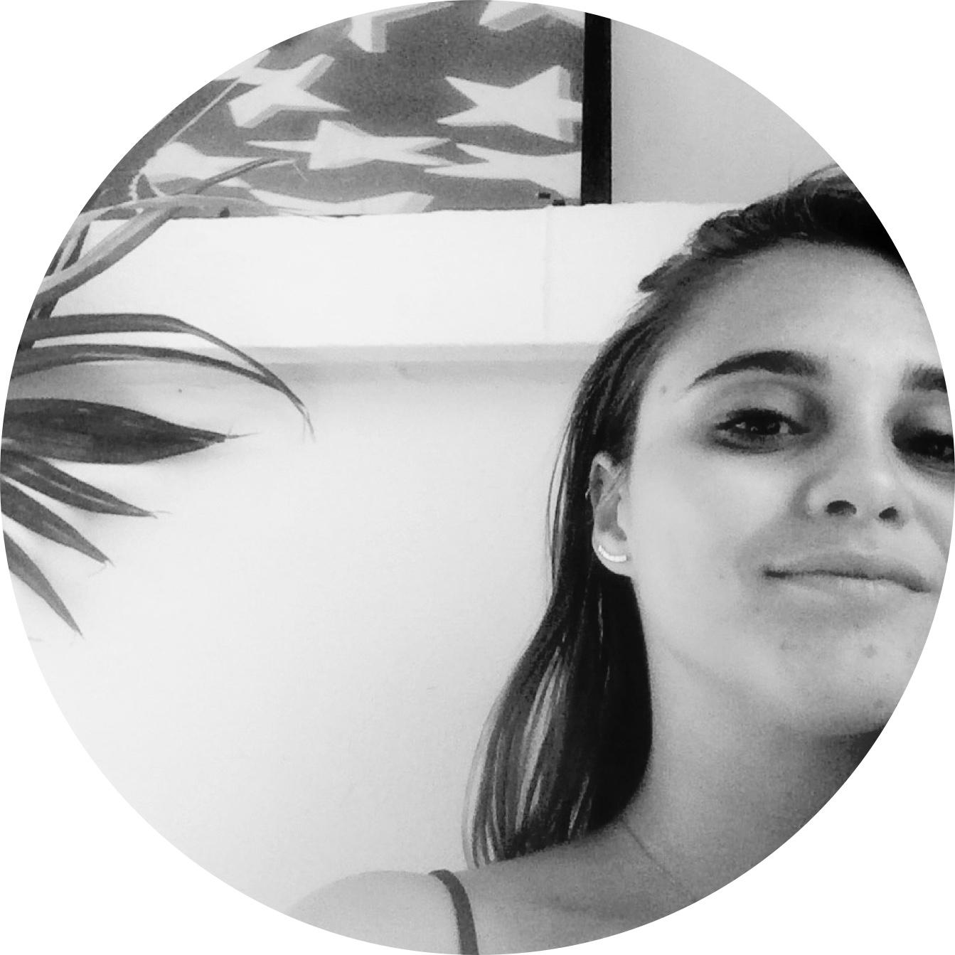 OLIVIA REVOREDO - STUDIO COORDINATOR