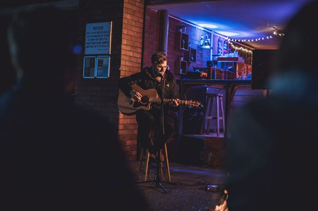 Playing the @loadingbaycafewindsor with @gabrielangelmoreno77 and @oneformation was awesome! Thanks for playing, thanks for watching, thanks for making pizza. Please have me again, well worth the drive! And thanks to @minustonematt for the awesome pictures  #livemusic #music #livesession #indie #indiemusic