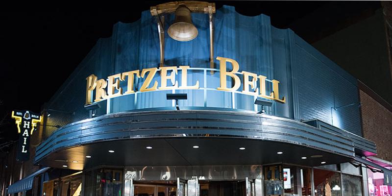 Pretzel Bell