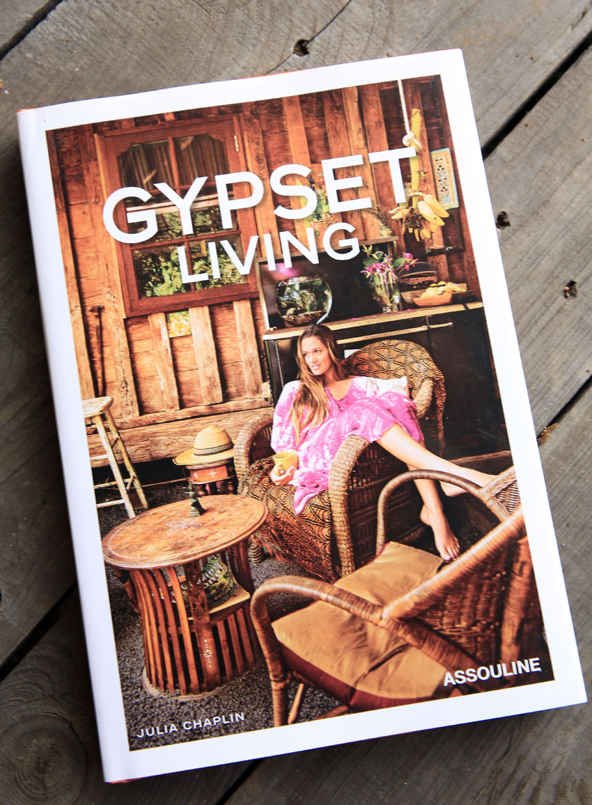 Gypset Living Coffee Table Book
