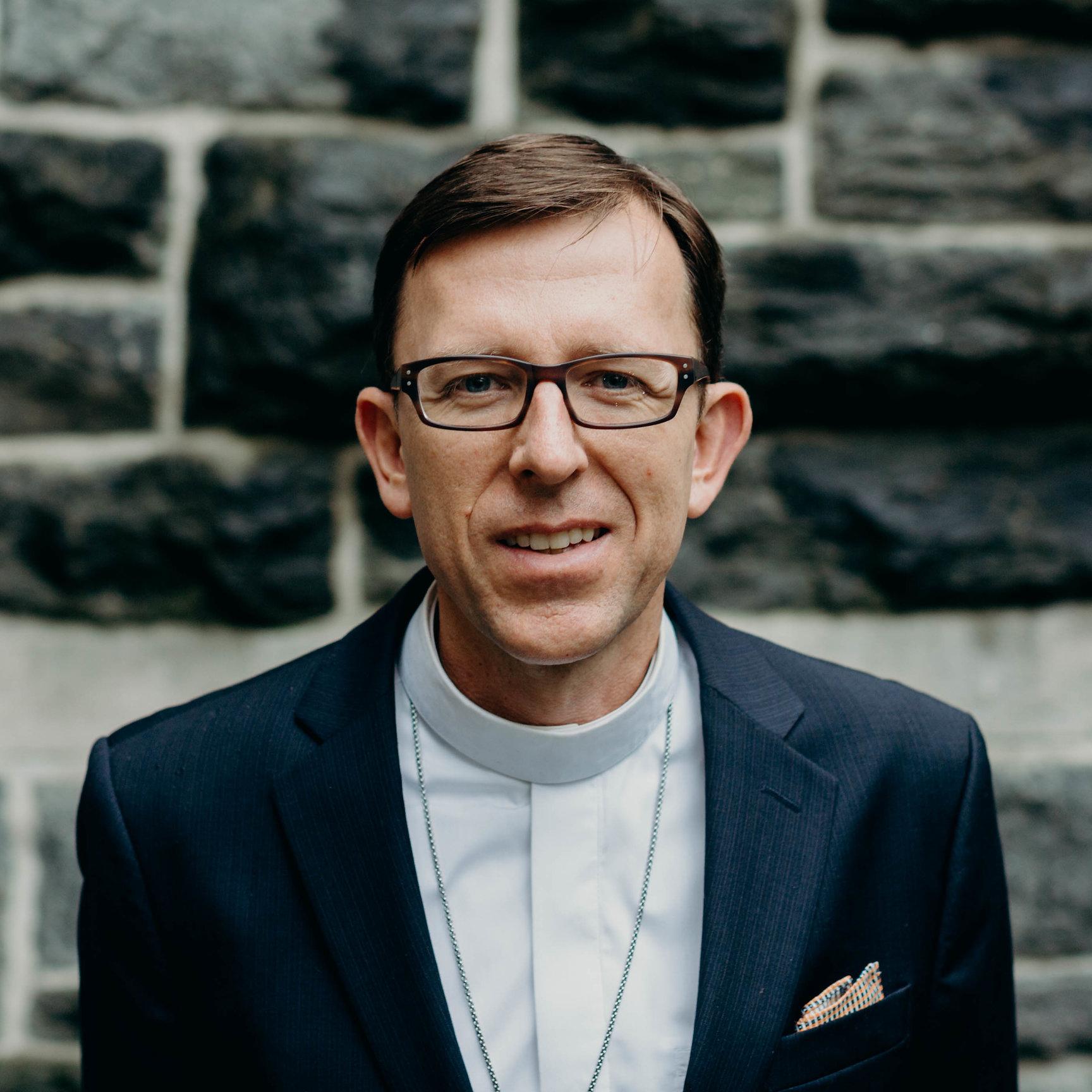 DAN CLAIRE  Senior Pastor, Church of the Resurrection, Washington D.C.