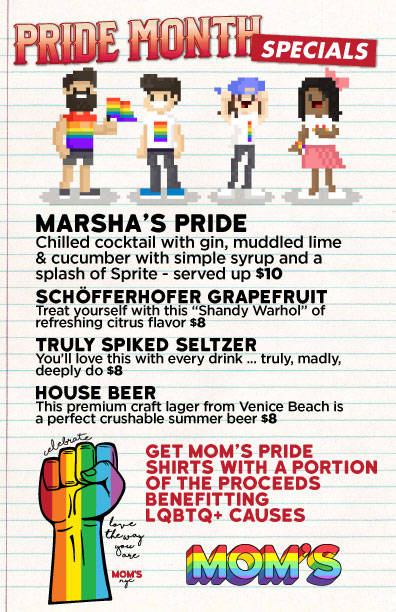 Pride Month NYC Specials