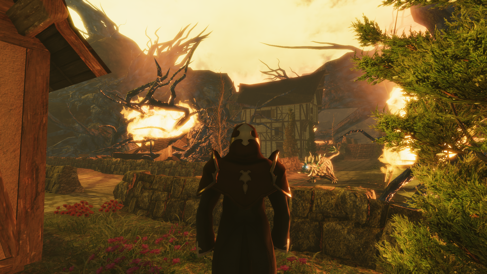 –Visit a beautiful, massive world with modern 3D environments to discover, explore, and conquer.  –Fend off free-roaming enemies with a wide variety of movement patterns, behaviors and habitats.  –Explore loads of side quests, optional bosses/areas, and minigames!
