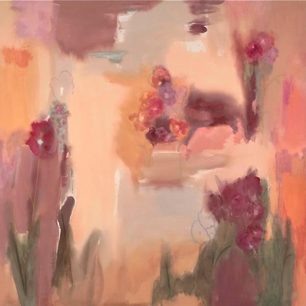 The Fragrance of Light, 54x54