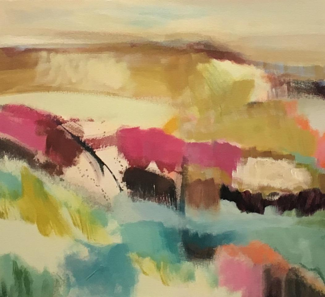 Lyrical Landscape, 18x20