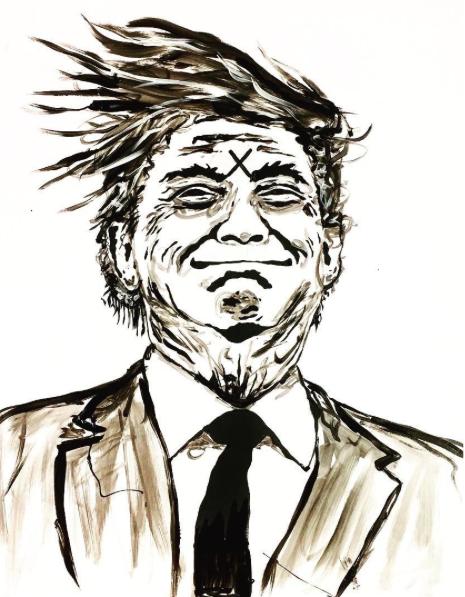 """Amerikan Nightmare""  (paper version)"