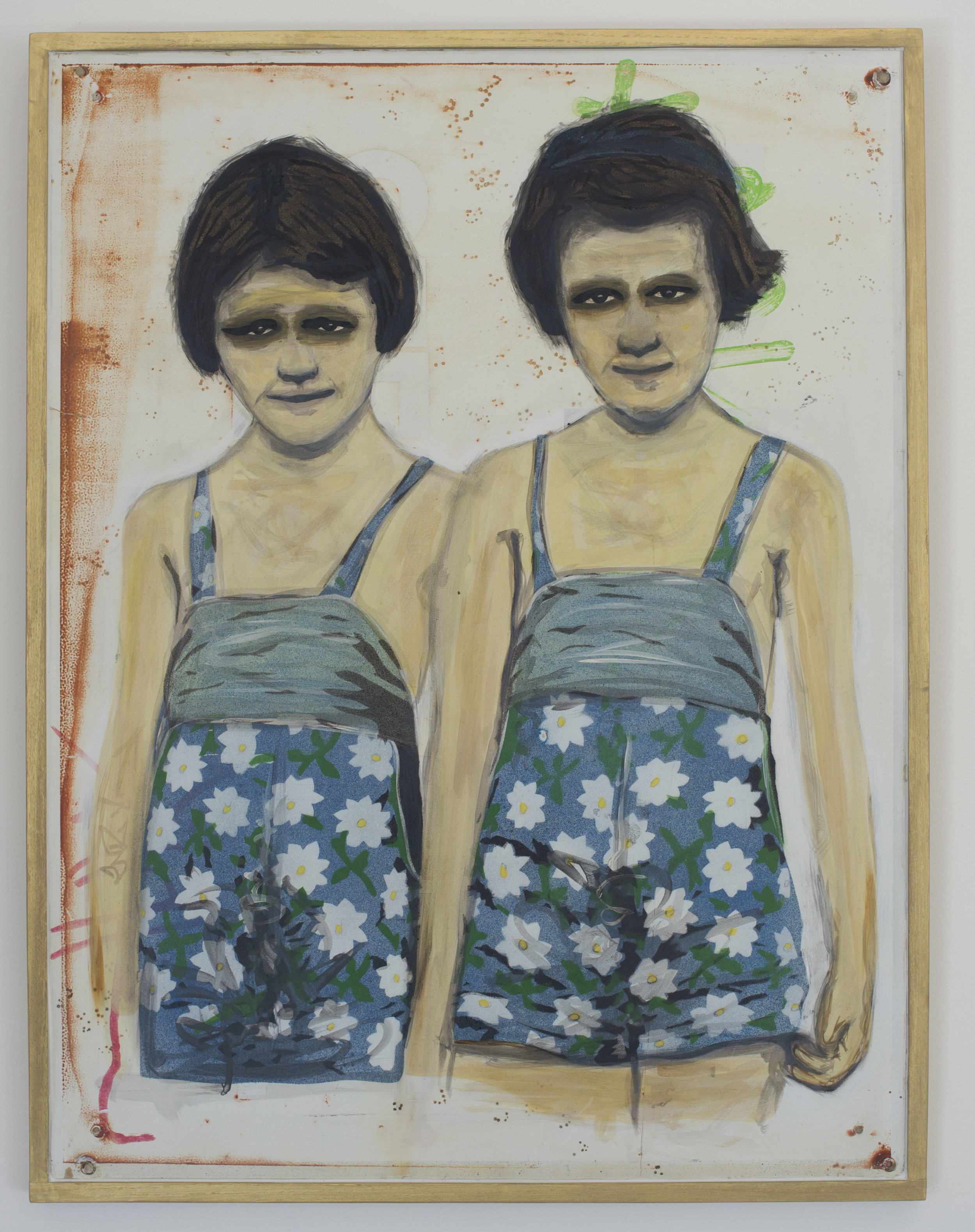 """""""Two Sisters""""  (version #2)"""