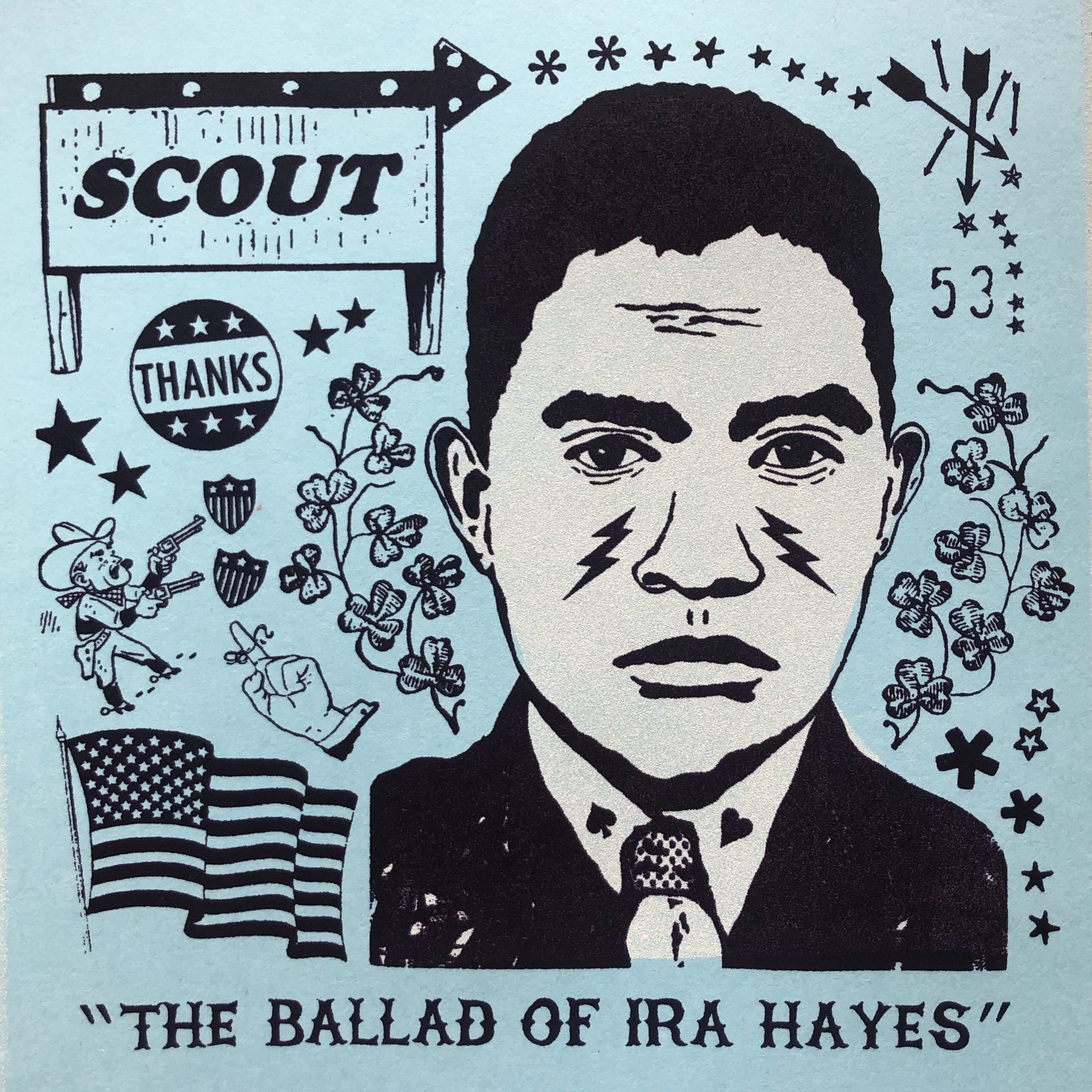 """The Ballad Of Ira Hayes"""