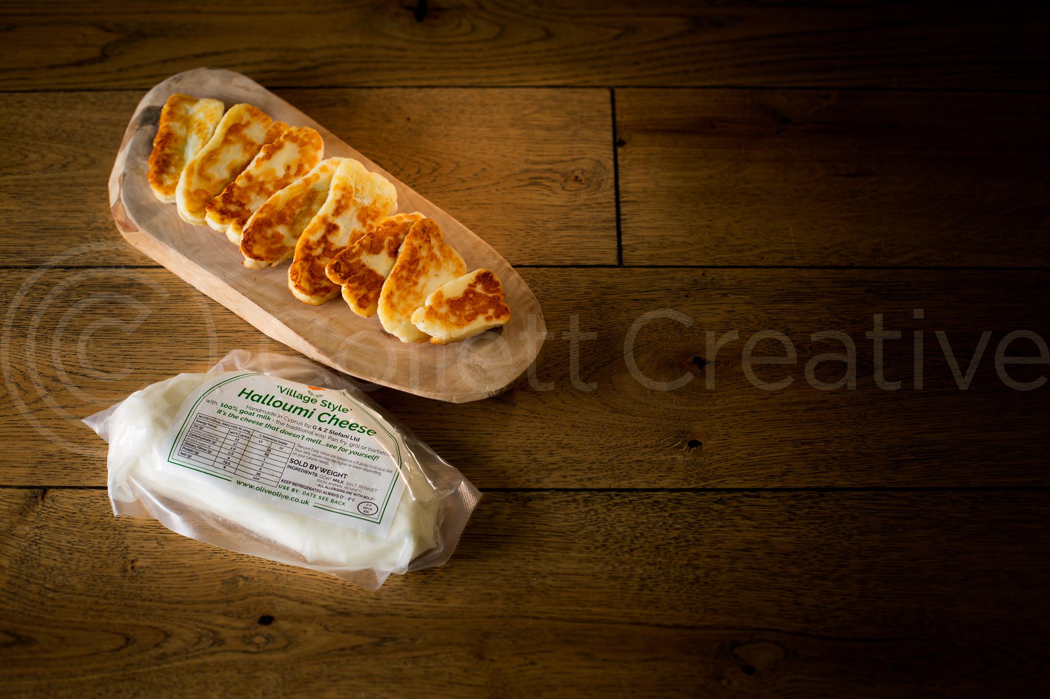 Final Halloumi Cheese Image