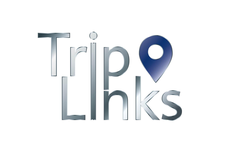 TripLinks Logo Design by DL Design.