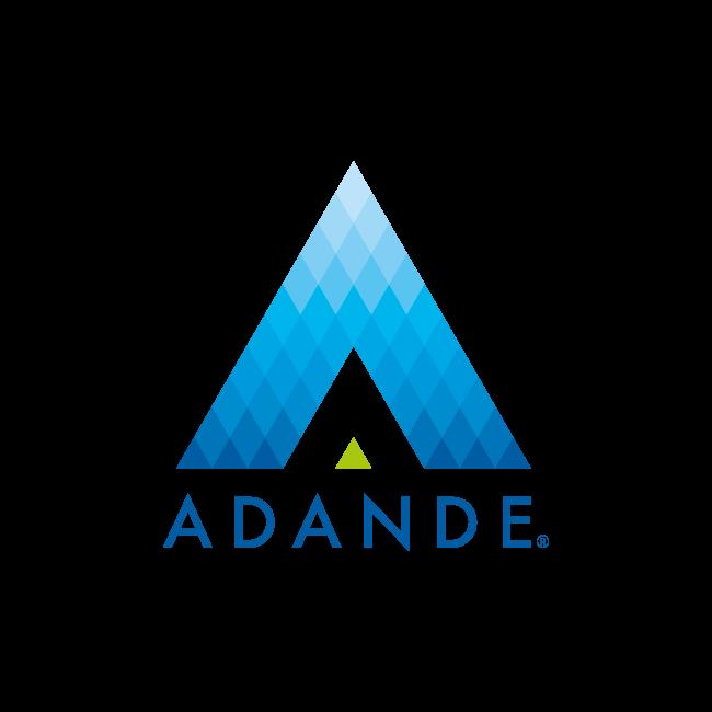 Adande Identity and Logo Design.