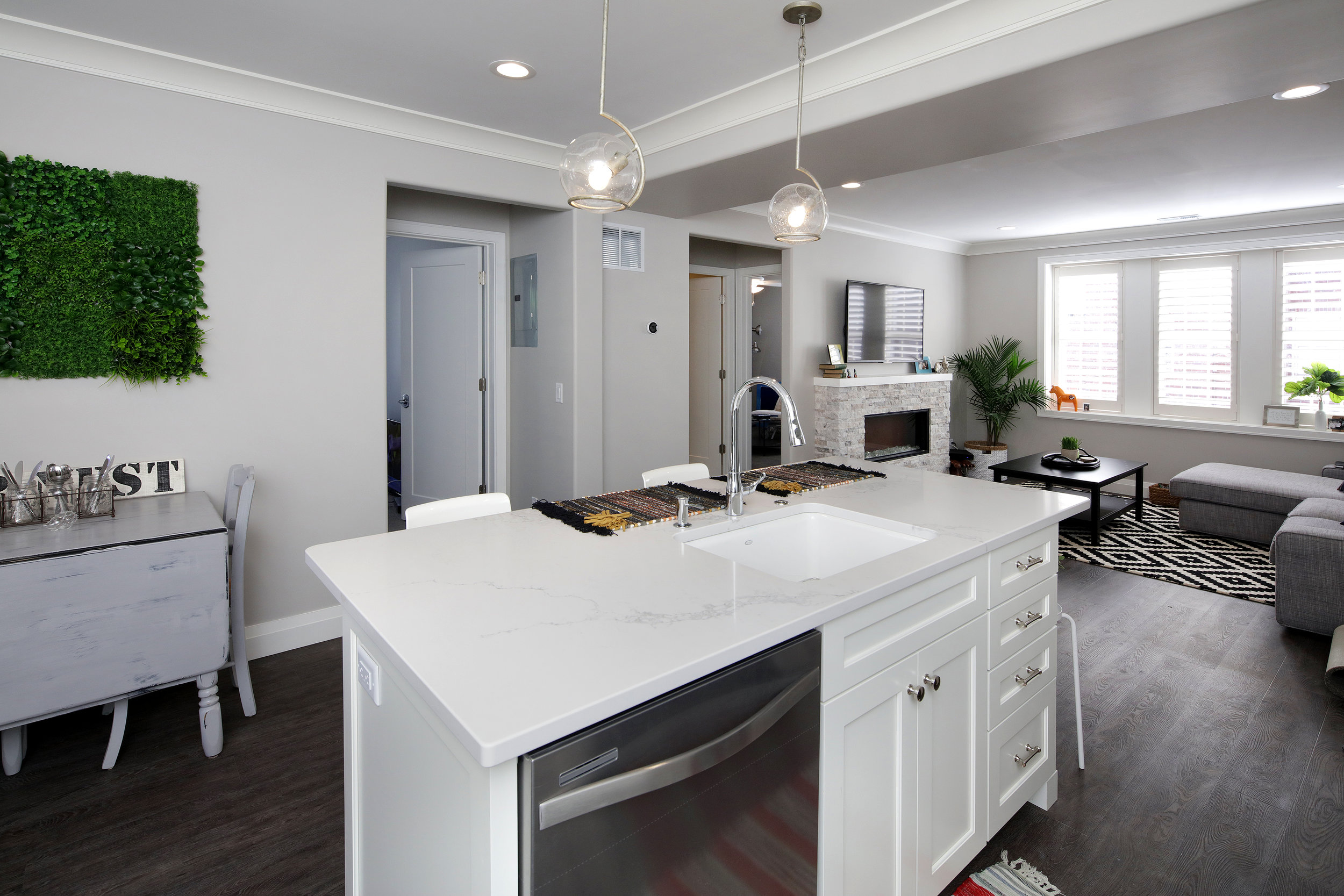 Two Bed Kitchen