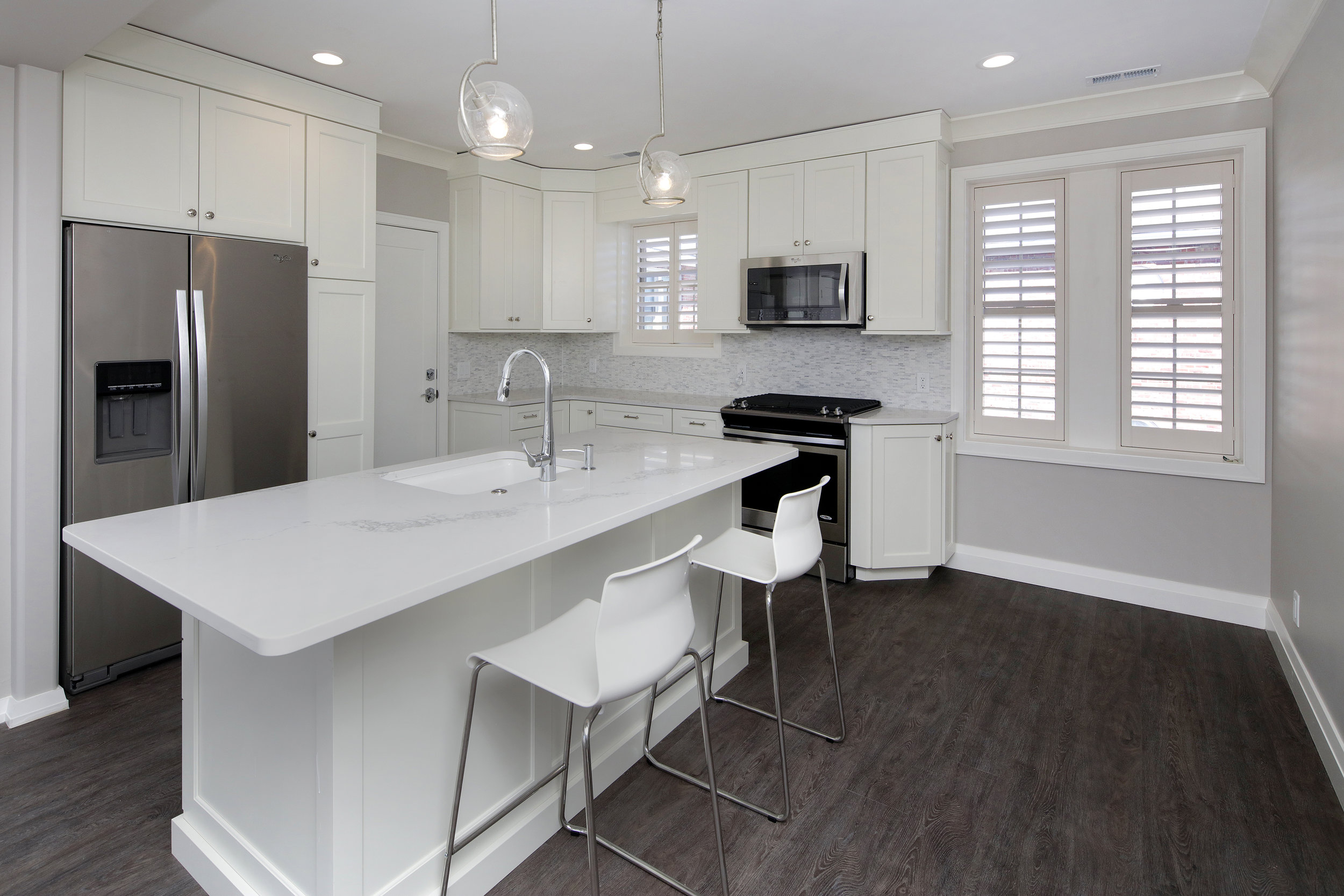 Two Bed Penthouse Kitchen