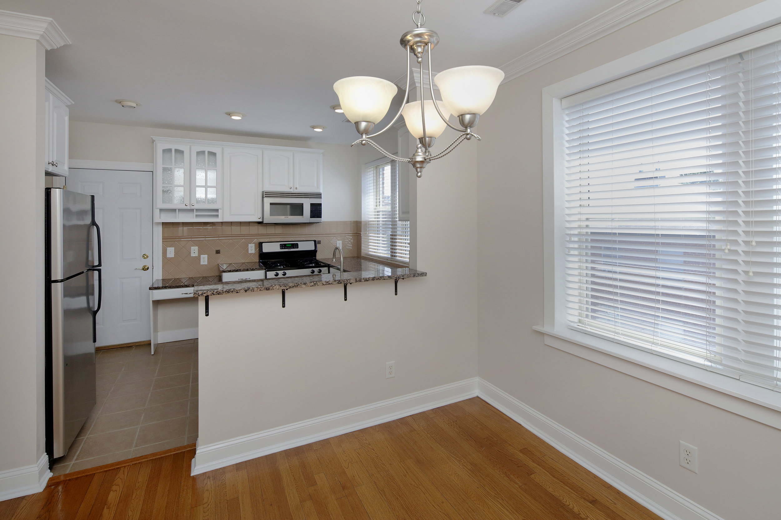 2 Bed Large Dining Room