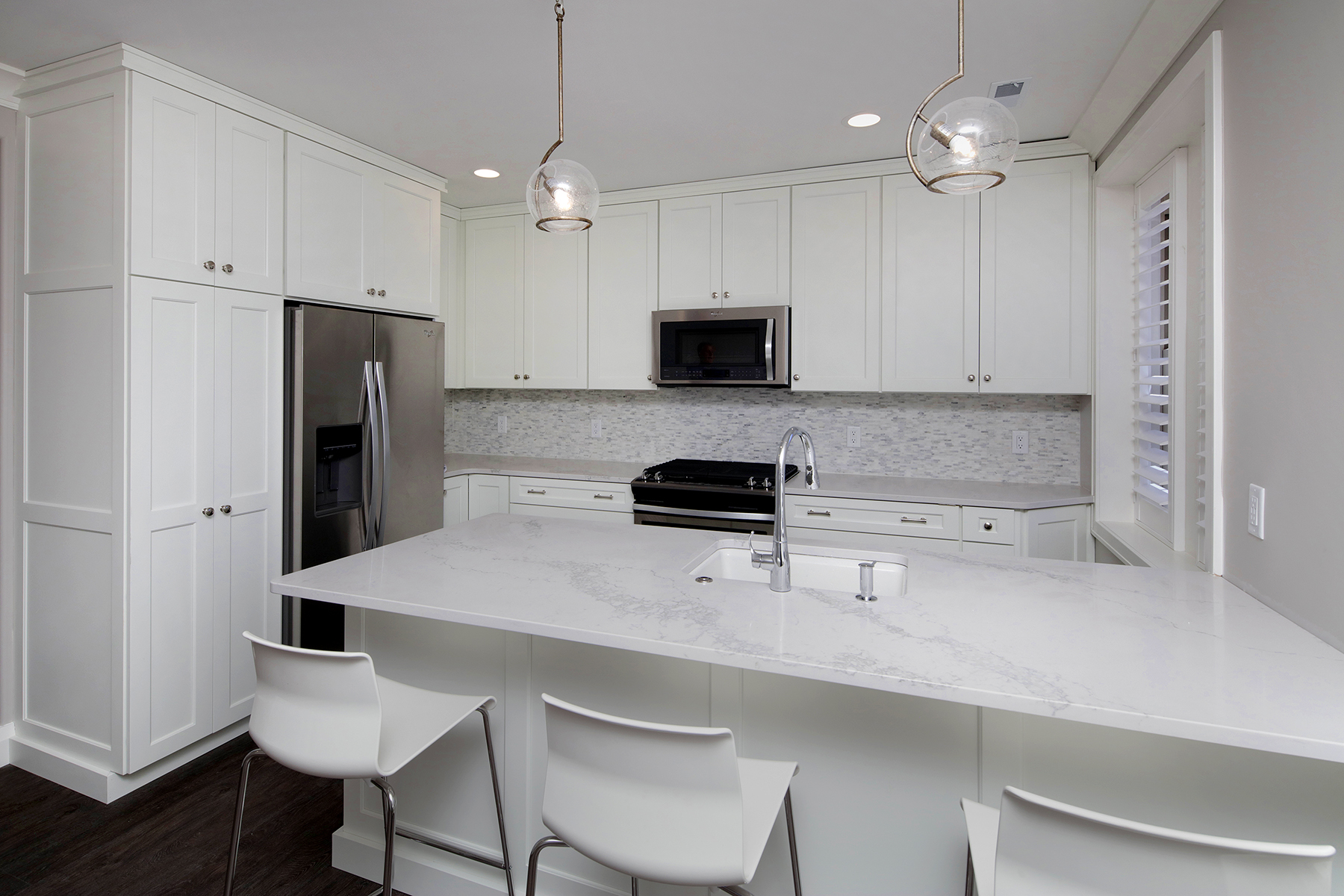 Large 2 Bed Kitchen
