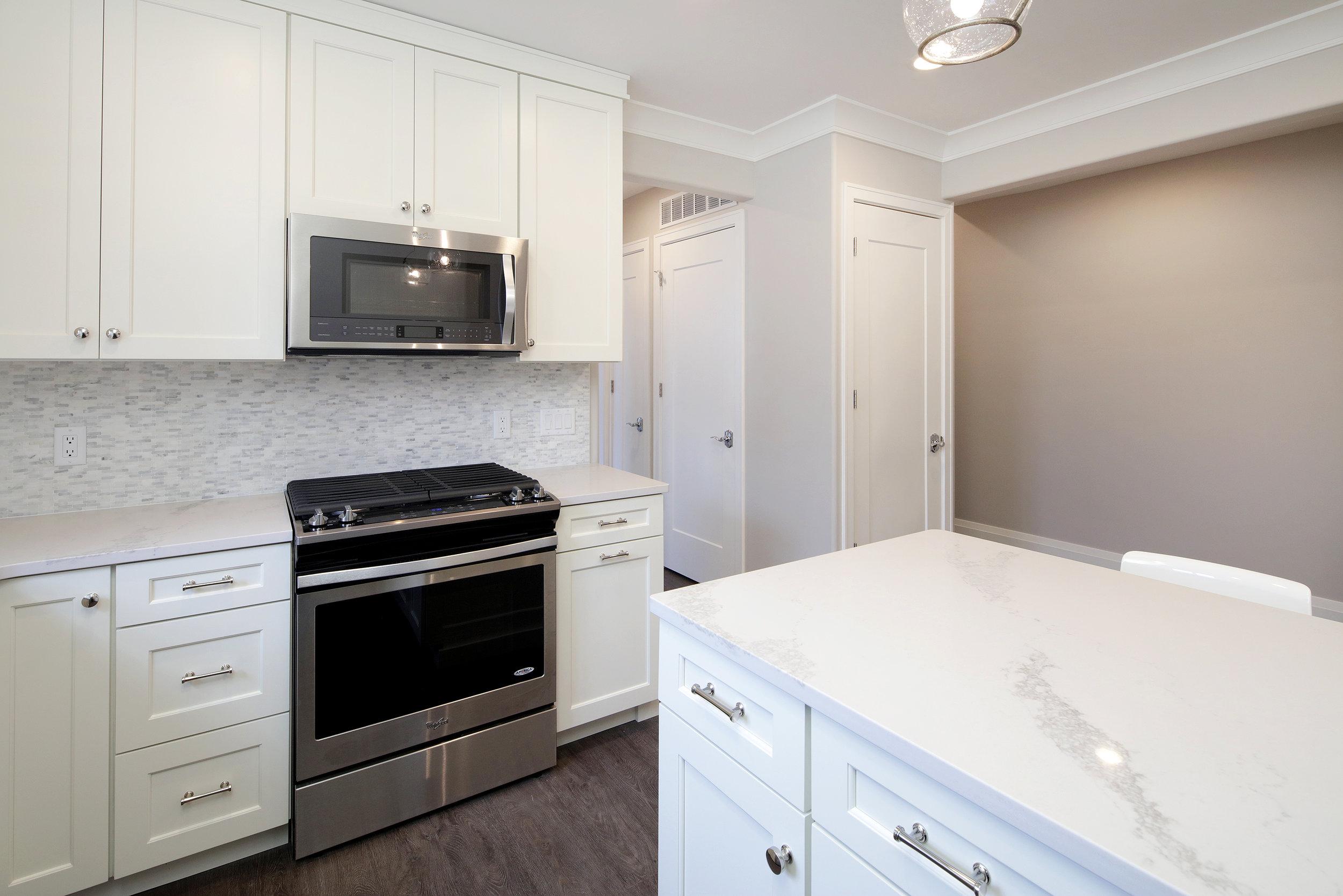 1 Bed Kitchen